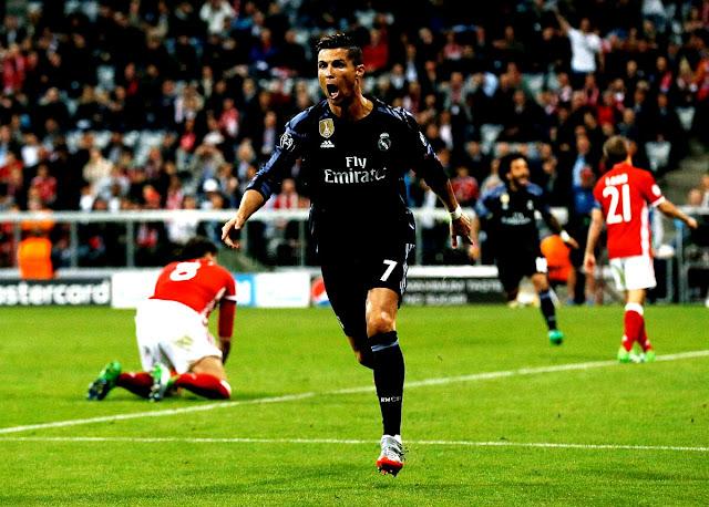 Real foi absoluto para virar contra o Bayern