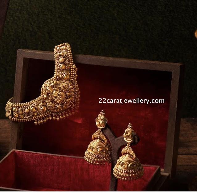 Lakshmi Choker from Krishna Jewellers