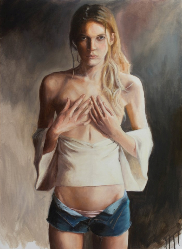 Австралийский художник-реалист.