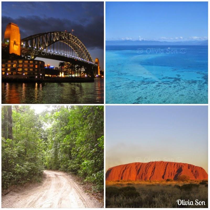 Australie Récapitulatif
