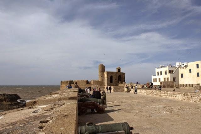 Skala de la Kasbah - Essaouira