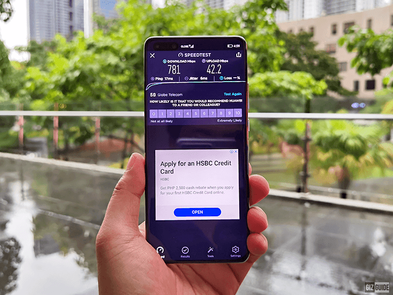 Globe 5G arrives for Prepaid and TM subscribers, 5G now available in EDSA and C5 as well