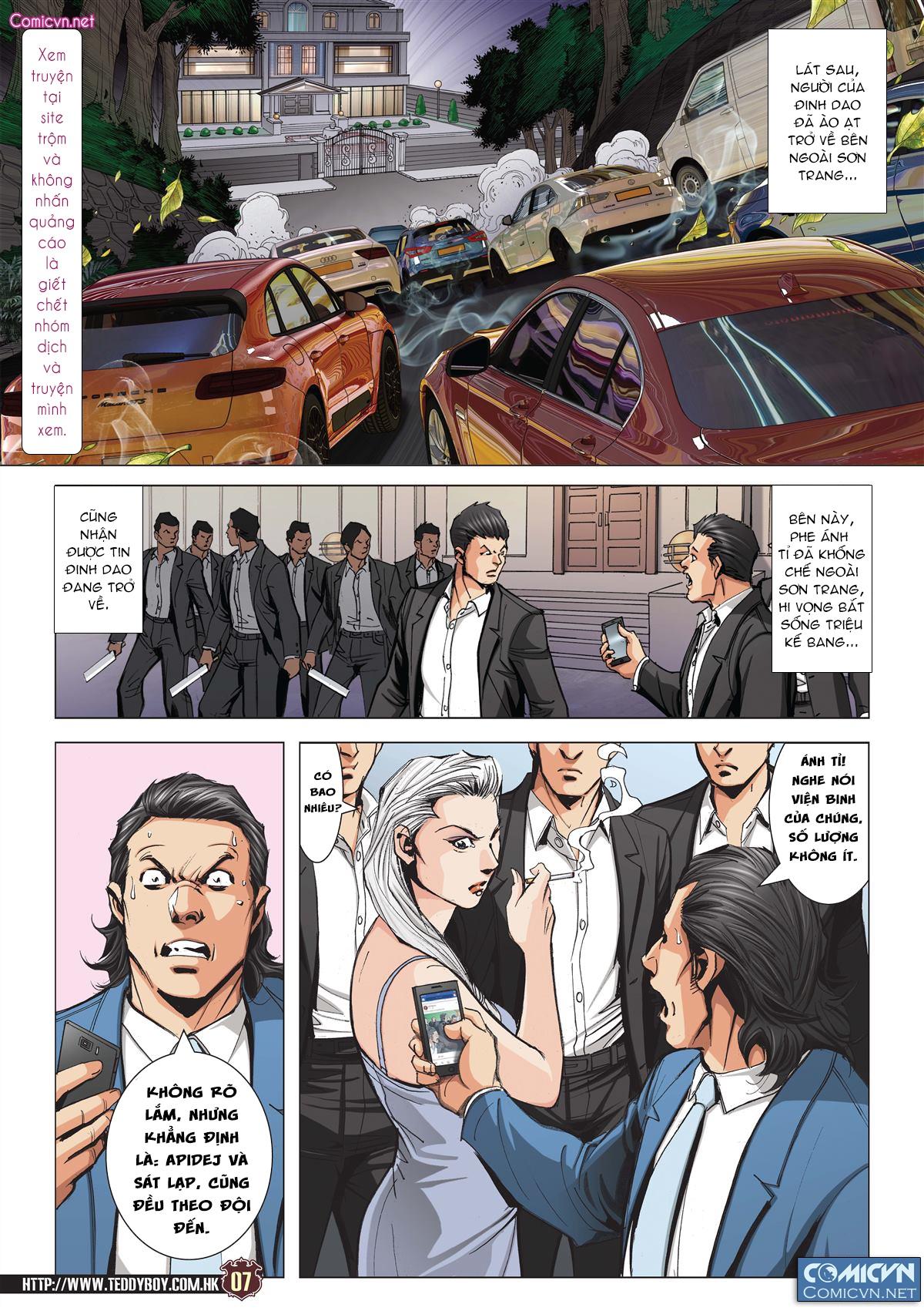 Người Trong Giang Hồ chap 2084 - Trang 5