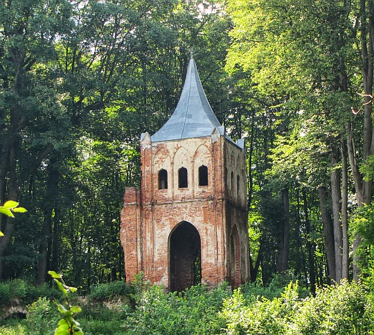Kaplica grobowa Friedricha Wilhelma von Redena.