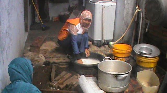 Relawan RZ Cilegon Ikuti Pelatihan Membuat Dapur Umum