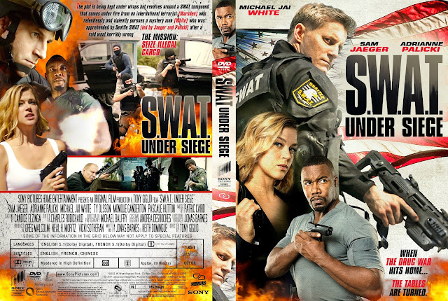 S.W.A.T.: Under Siege DVD Cover
