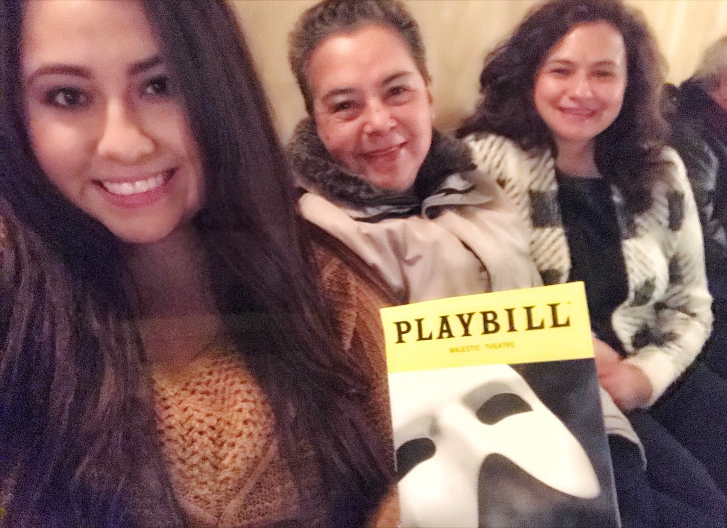 The Phantom of the Opera on Broadway Experience