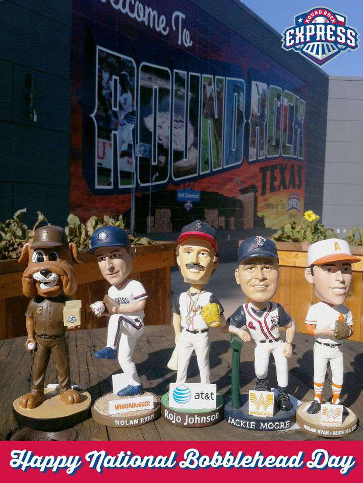 National Bobblehead Day Wishes Images
