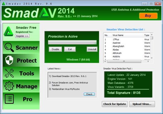 samad antivirus free download 2015 filehippo