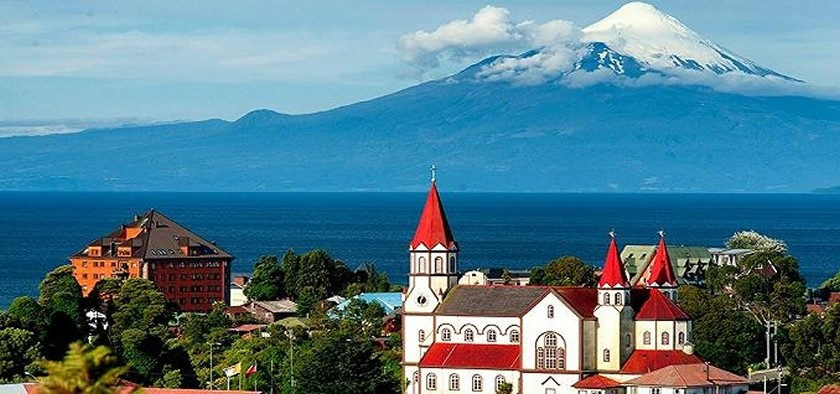 Puerto Varas, South of Chile.