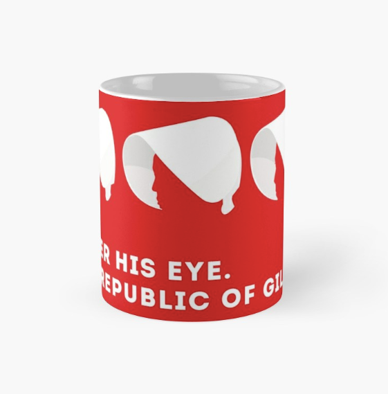 Under His Eye. The Republic of Gilead - Souvenir coffee mug