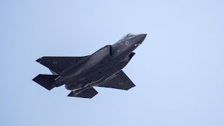 F-35A stealth Joint Strike Fighters