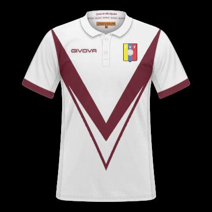 371b98599 Descrição: Essas são as camisas que serão utilizadas pela Seleção  Venezuelana na Copa América de 2019. A Givova entrou nessa temporada com La  Vinotinto e ...