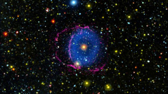 Nebulosa do Anel Azul