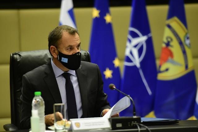 Σε προληπτική καραντίνα ο Παναγιωτόπουλος-Τι έγραψε στο twitter