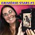 GRIMÓRIO STARS #3 - JUNK JOURNAL