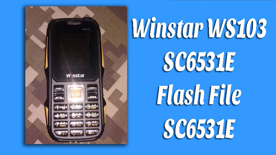 winstar ws103 flash file