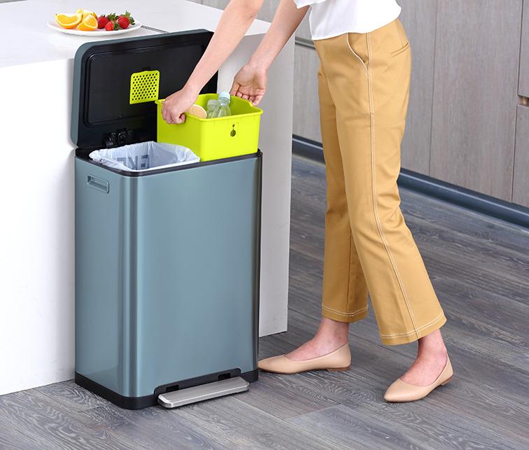 EKO X Cube Recycling Bin