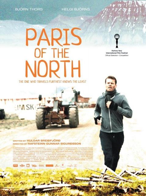 Paris of the North Film Poster Hafsteinn Gunnar Sigurðsson