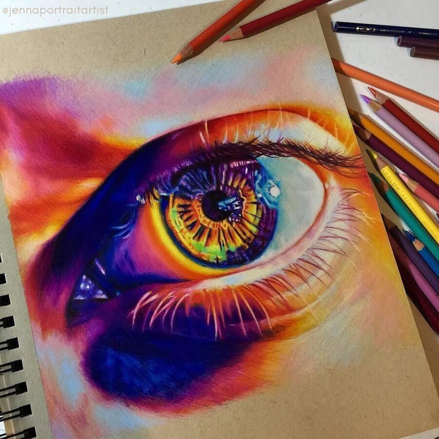 10-Eye-1-Jenna-Very-Vivid-Colors-in-Varied-Drawings-www-designstack-co
