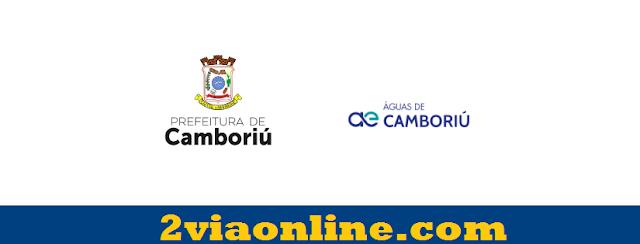 Águas de Camboriú: confira como consultar fatura e gerar boleto