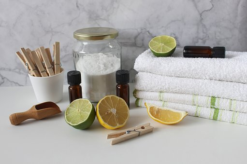 Cara memutihkan gigi dengan baking soda dan lemon
