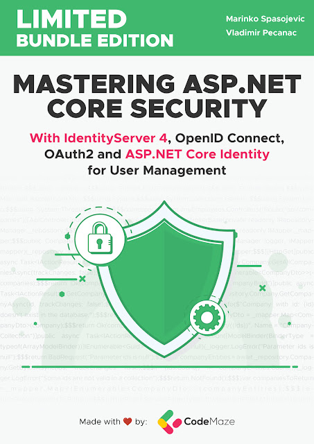 Mastering ASP.NET Core Security