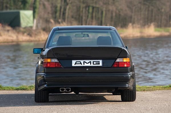 Mercedes Benz 500 E 6.0 AMG 1993