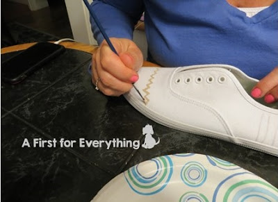 How to make pencil shoes