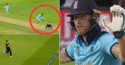 World Cup: Did the umpire give England an extra run, so that New Zealand lost?
