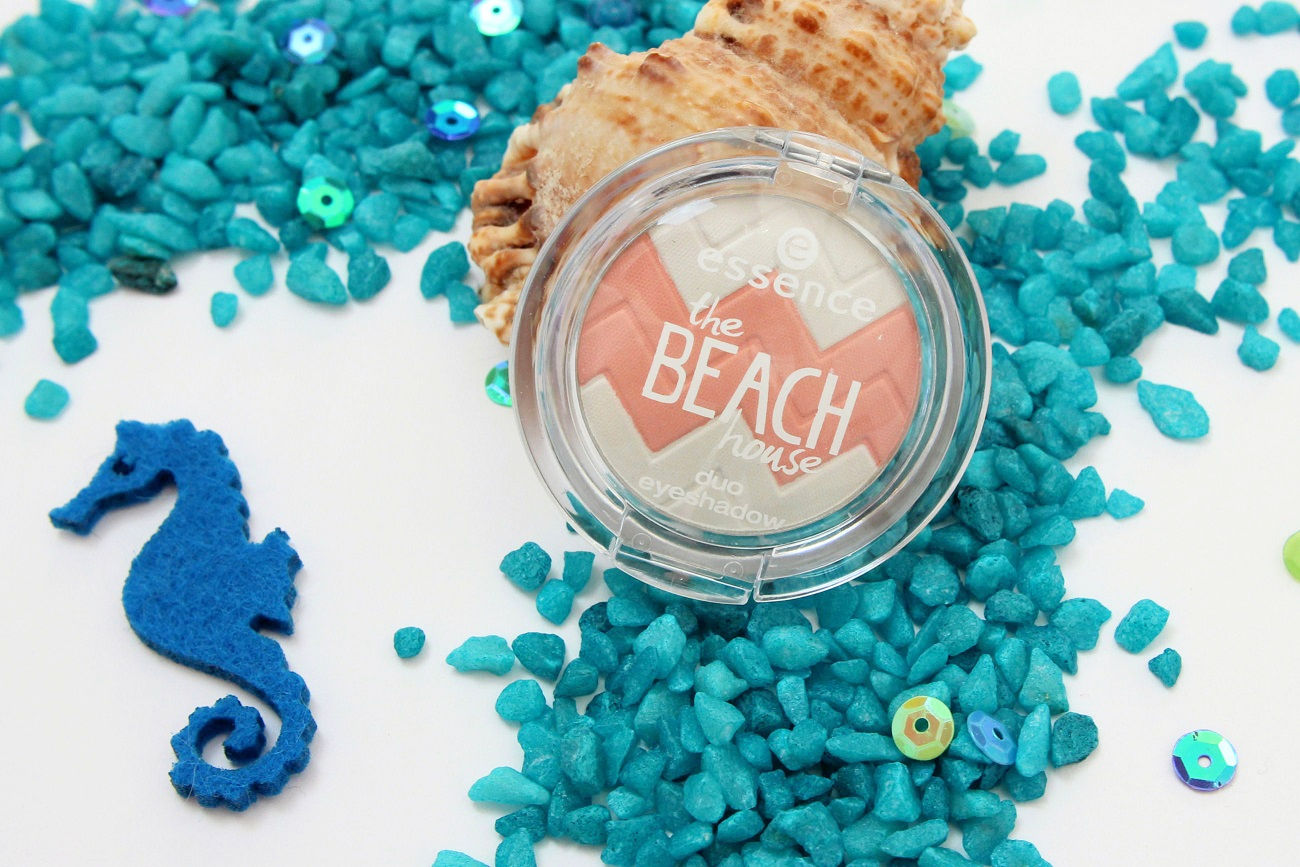 beach glow fluid, core lipstick, drogerie, duo eyeshadow, essence, kabuki brush, le, lidschatten, limited edition, lippenstift, look, nagellack, nail polish, review, sommer, swatches, the beach house, tip guides,