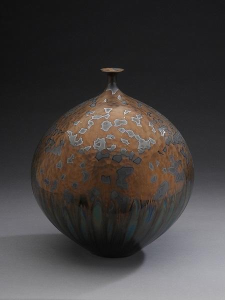 ceramist Hideaki Miyamura creative arts | nice contemporary japanese ceramics | vases