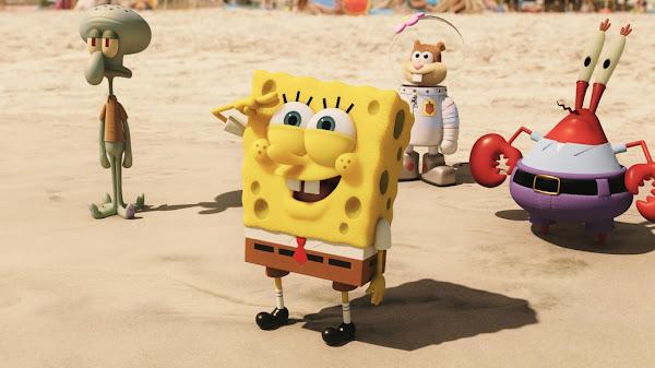 download wallpaper spongebob hd