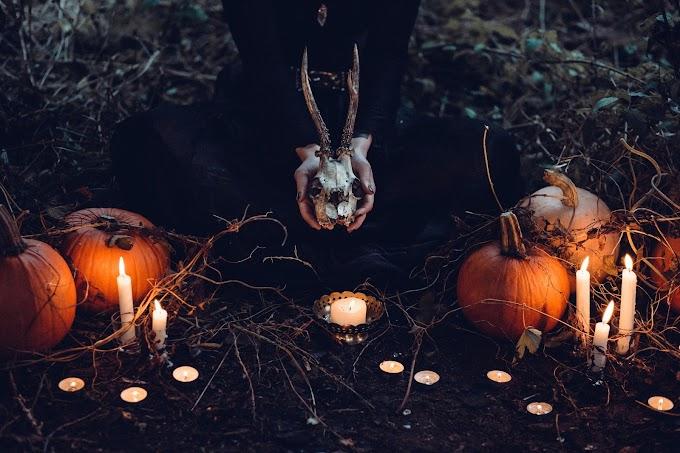 जानिए हेलोवीन डे क्या होता है - scary festival halloween day