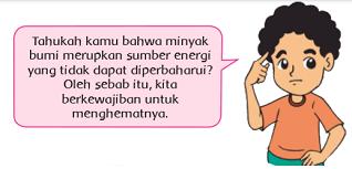 Kunci jawaban tema 2 kelas 4 sd mi halaman 2 3 4 5 6 7 8 9 subtema 1 sumber energi pembelajaran 1 buku siswa kurikulum 2013 revisi 2017. Jawaban Pertanyaan Teks Bacaan Tema 2 Subtema 1 Pembelajaran 6 Kelas 4 Riyanpedia