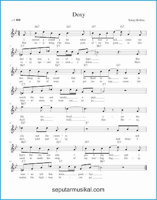 doxy lagu jazz standar