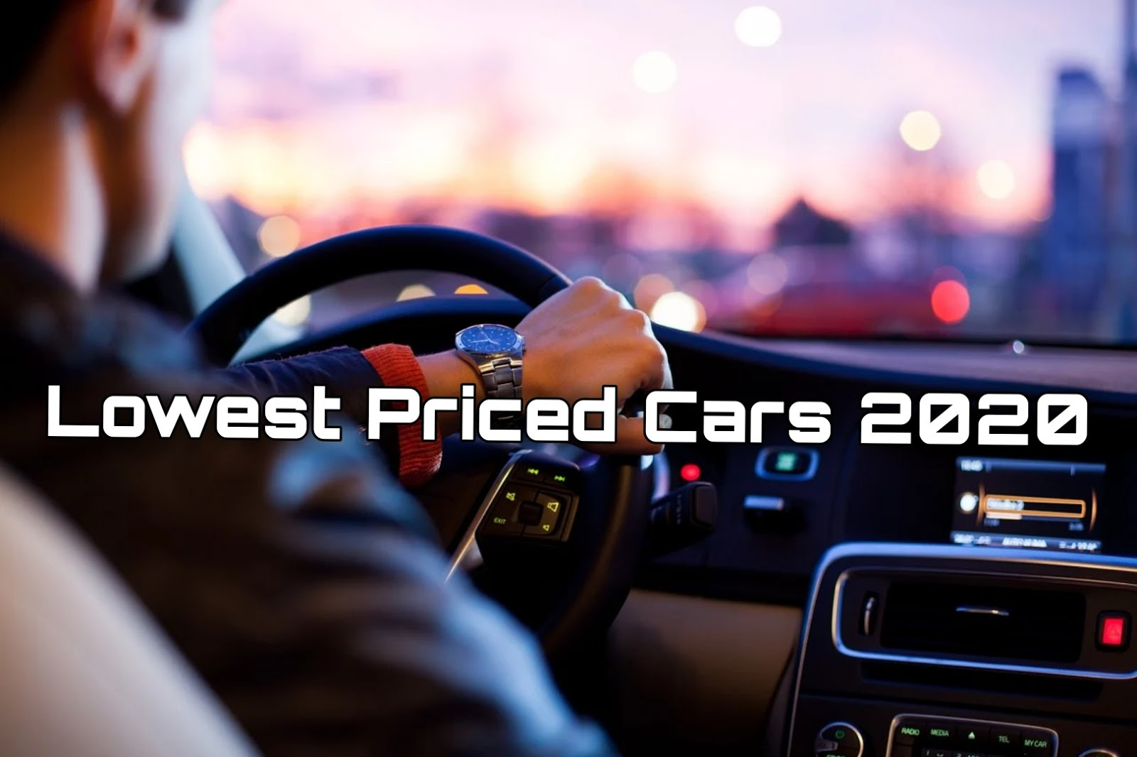 Lowest Priced Cars In India To Buy In 2020?