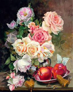 increibles-pinturas-de-arreglos-florales