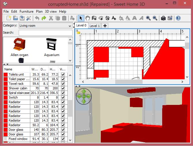 SweatHome 3D gratis