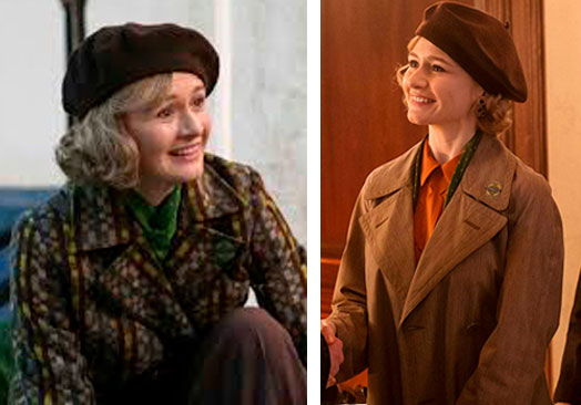 Jane Emily Mortimer em Mary Poppins