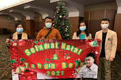 Pasang Spanduk Selamat Natal, Angkatan Muda Protestan Apresiasi Ansor