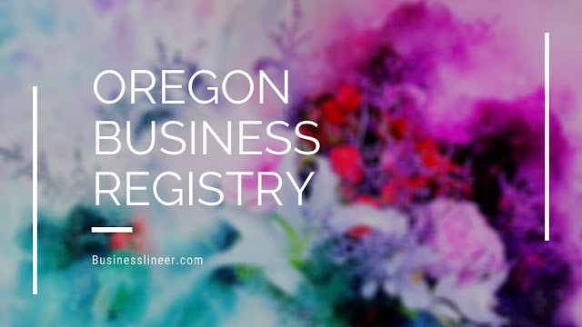 Promoting Your Small Businesses Using the Oregon Business Registry