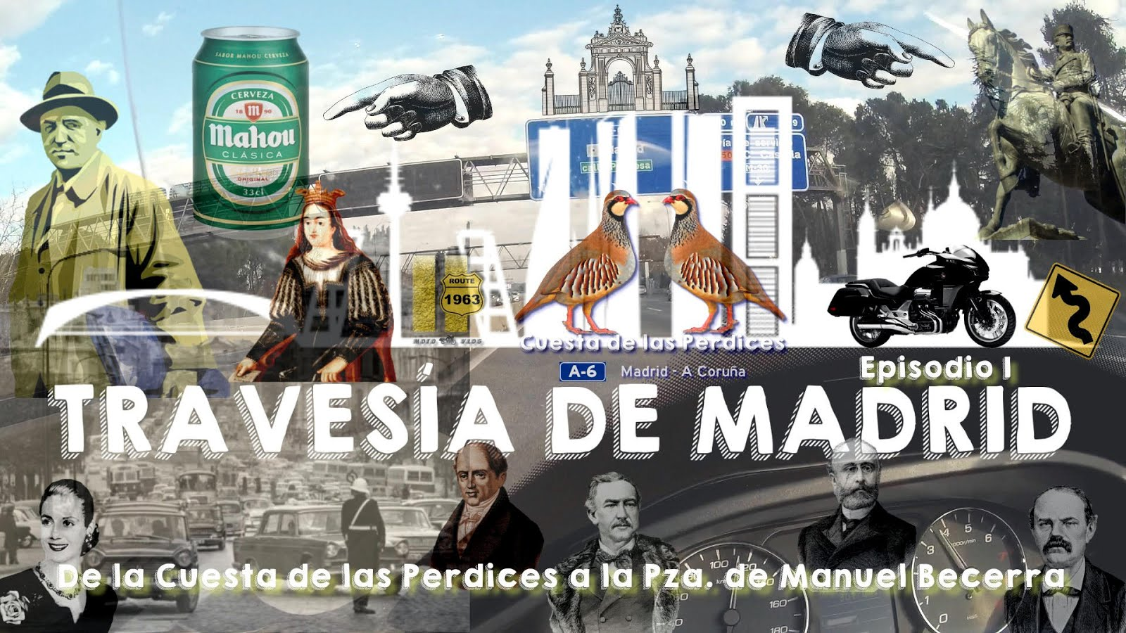 TRAVESÍA DE MADRID. Episodio I