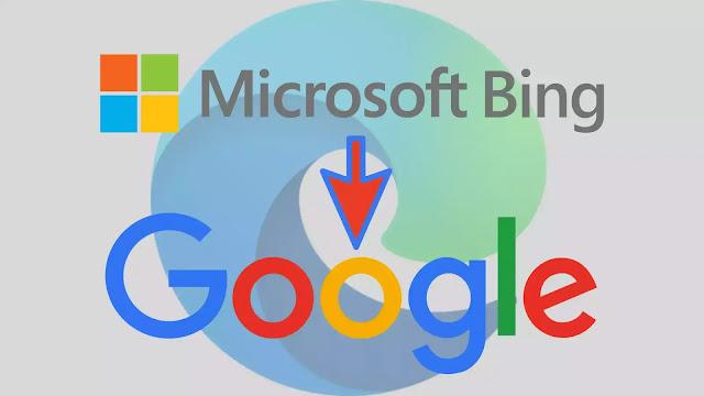 如何將Microsoft Edge瀏覽器預設的搜尋引擎變更為Google的搜尋引擎以及使用『管理搜尋引擎』功能的心得筆記