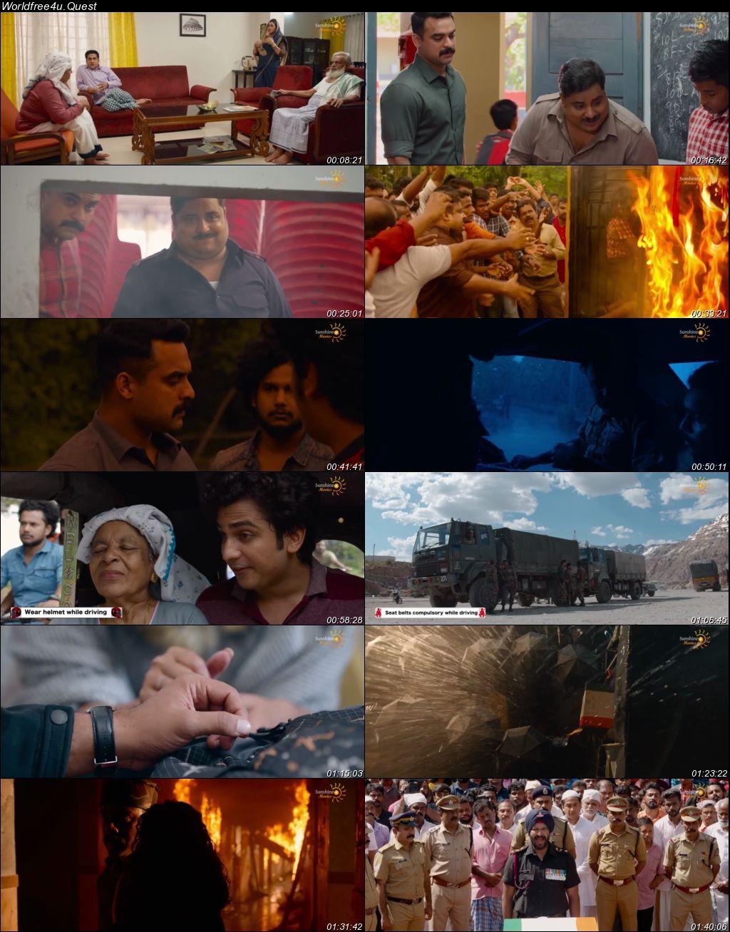 Edakkad Battalion 06 2019 Hindi Dubbed Movie Download    HDRip 1080p    720p    480p