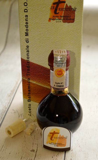 Modena Traditional Vinegar