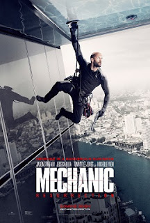 Jason Statham in MECHANIC RESURRECTION  A Review or Warning