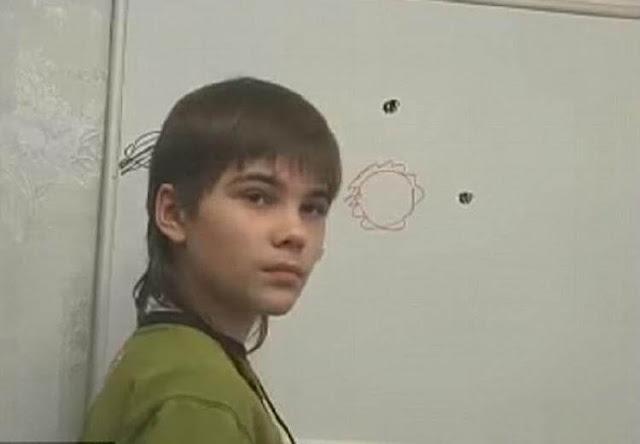 Мальчик признался родителям, что раньше жил на Марсе и эта планета обитаема