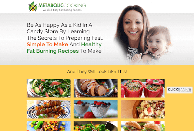 METABOLIC COOKING REVIEW AND BUYERS GUIDE | What is Metabolic Cooking Cookbook about?  This is a weight loss/fat loss program that comes in form of a recipe book and nutritional guide. It has been tested by many and the effectiveness of the program has been certified with incredible results that are plainly jaw dropping.  It is a call to action guide that has nutritious and tasty recipes of over 250 in number (which accredit the metabolic personality required by the creators) it also has delicately written nutrition guidelines and shopping lists for the recipes embedded in the book.  It is fully packed with everything you could possibly need to get yourself up and running in the weight loss race. The recipes make things easier and better for you and whips you into a perfect shape in no time. No gimmicks and no tricks. | INBOXNAIRA.COM