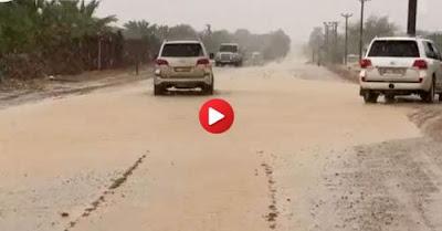 ڤیدۆ: ئیمارات له باراندنی بارانی دهستكرد سهركهوتوو بوو